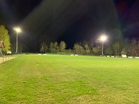 Eclairage 2 LED terrain de foot 200px