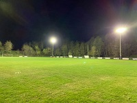 Eclairage LED terrain de foot 200px
